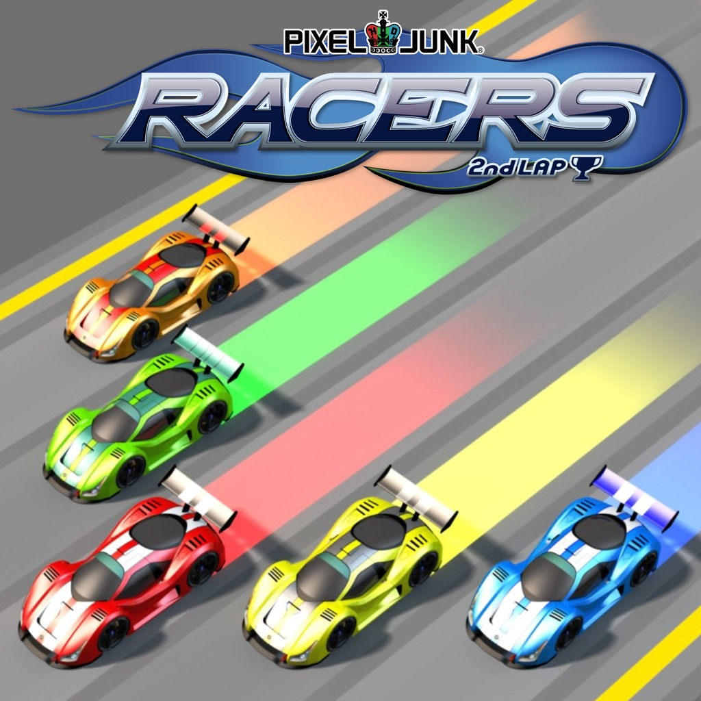 PixelJunk™ Racers 2nd Lap