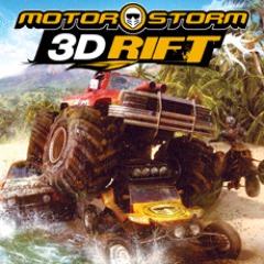 MotorStorm® 3D Rift