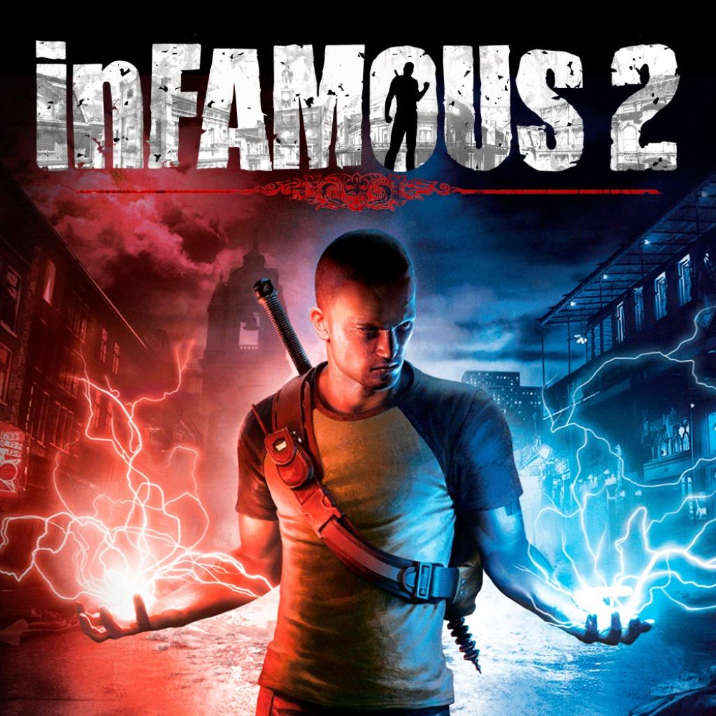 inFAMOUS™ 2