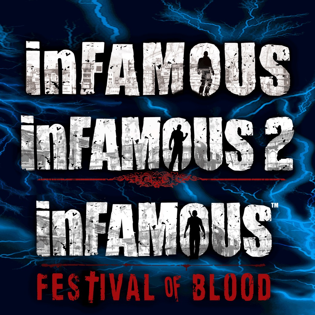 inFAMOUS™ Collection (Total Size 25.6GB)