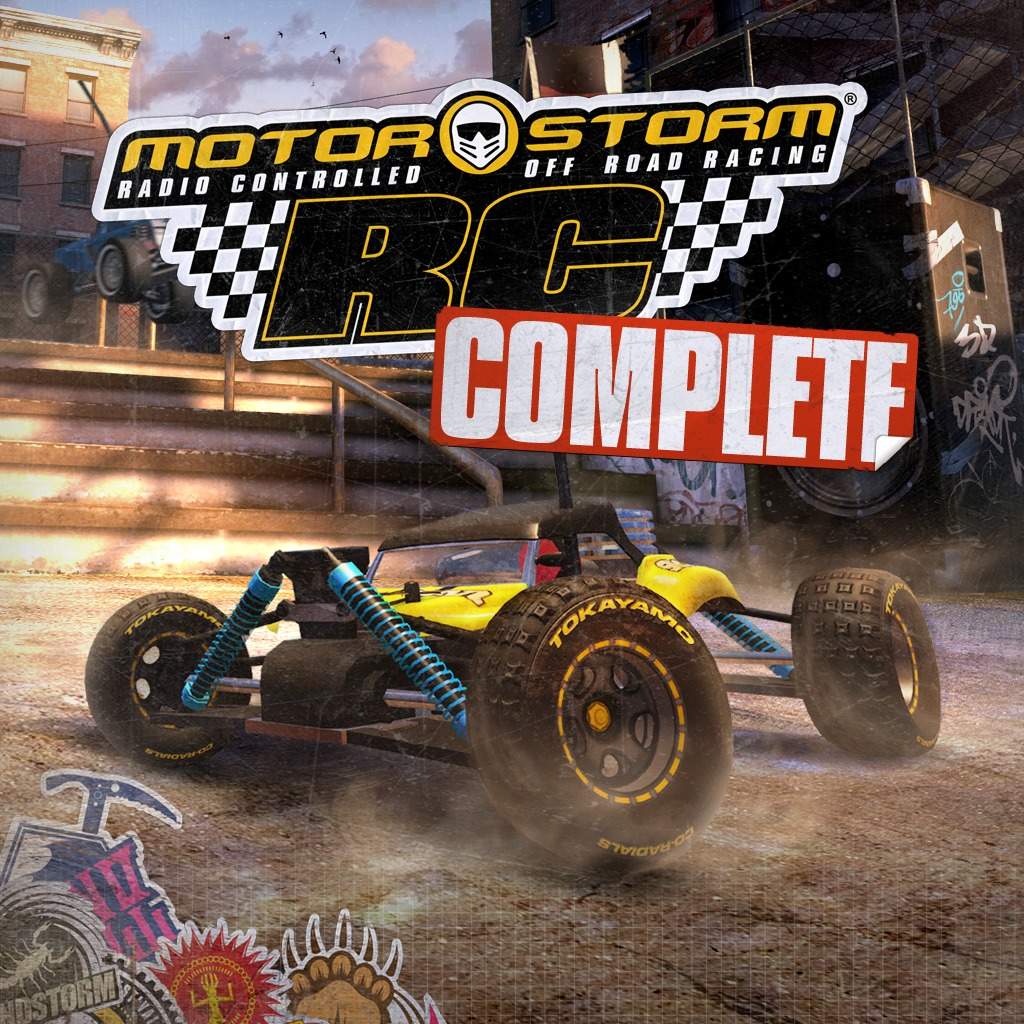 MotorStorm® RC Complete Edition Upgrade