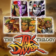 The Jak and Daxter Trilogy Avatar Bundle