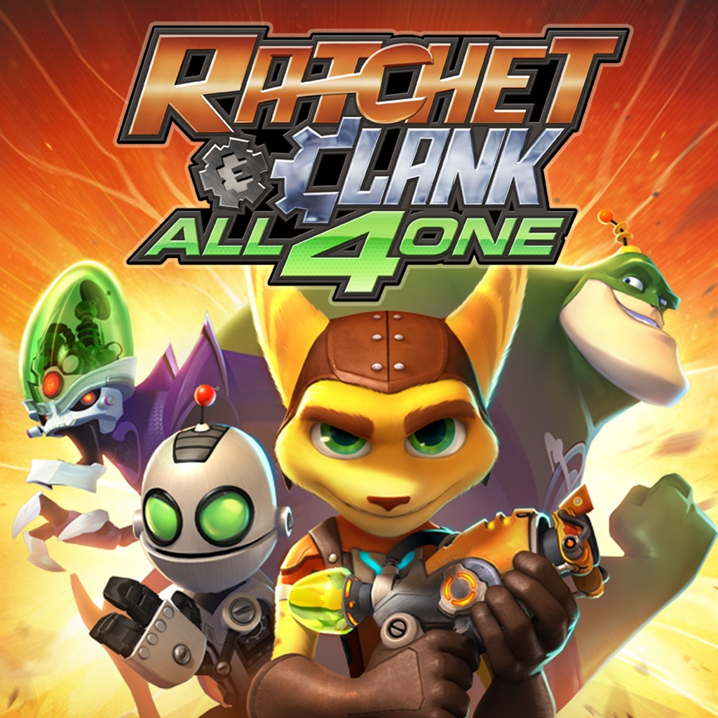 Ratchet & Clank™: All 4 One