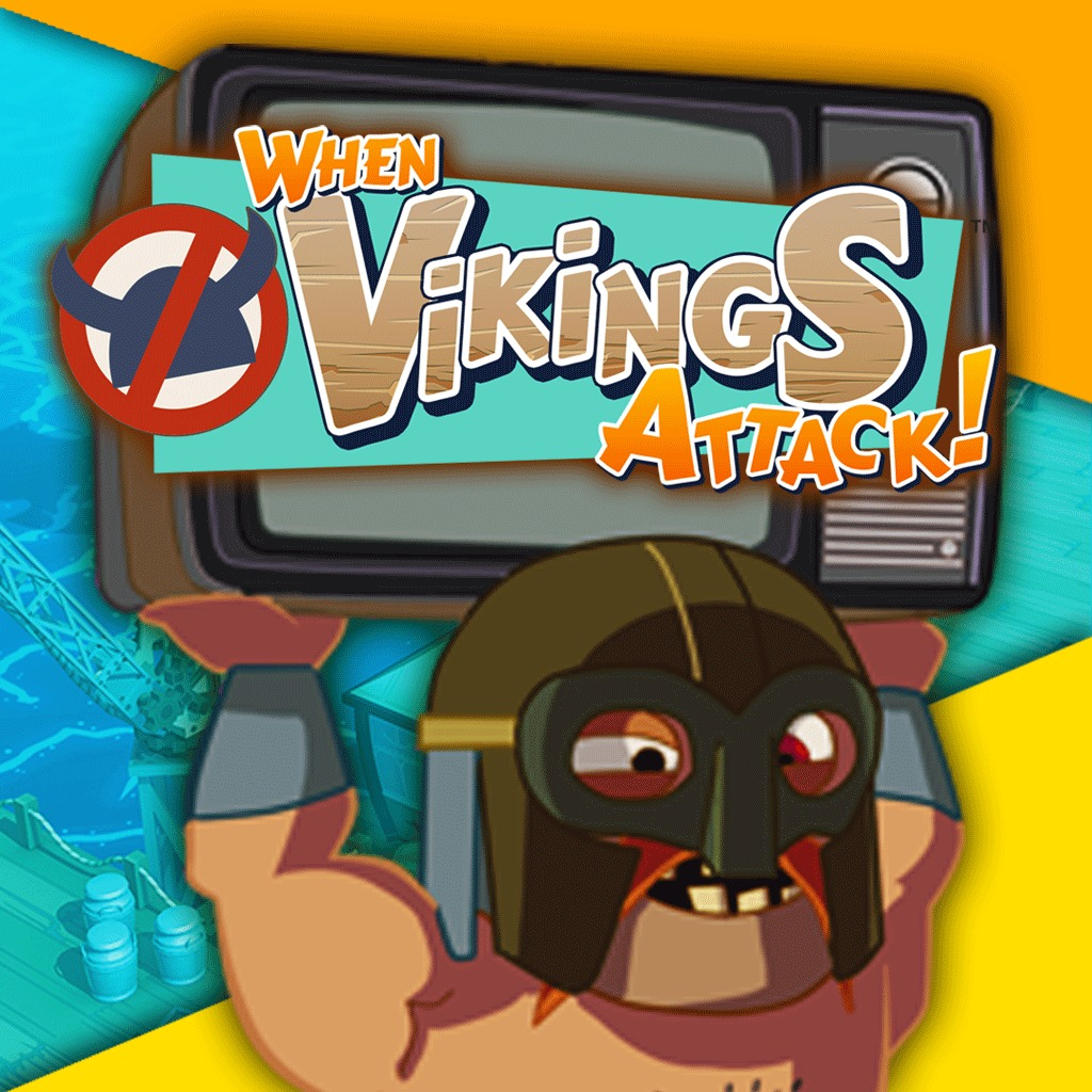 When Vikings Attack™ Avatar 1