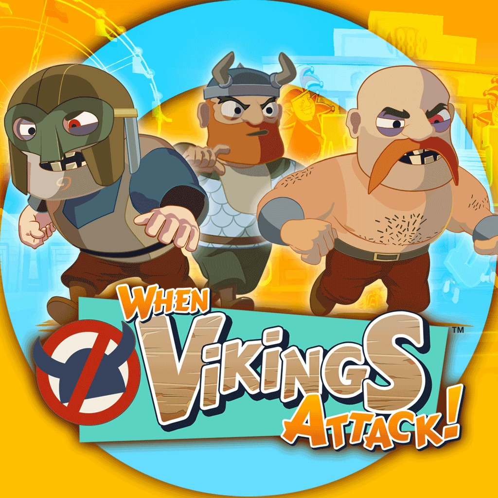 When Vikings Attack™