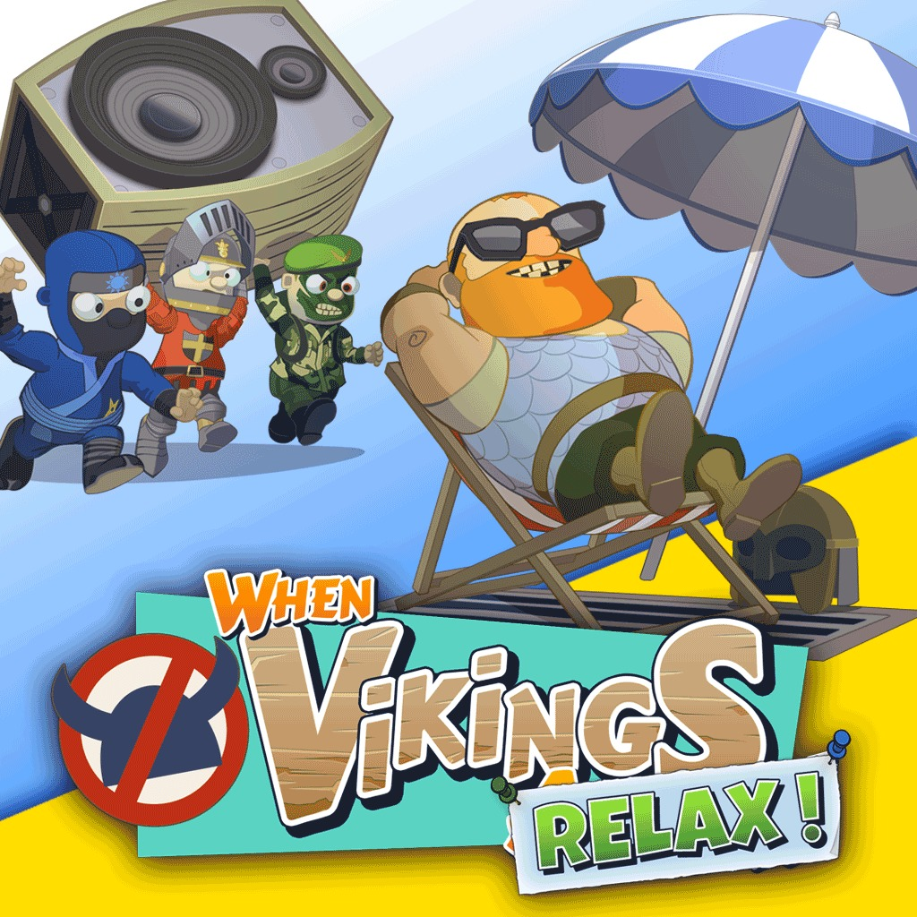 When Vikings Relax! Game Pack