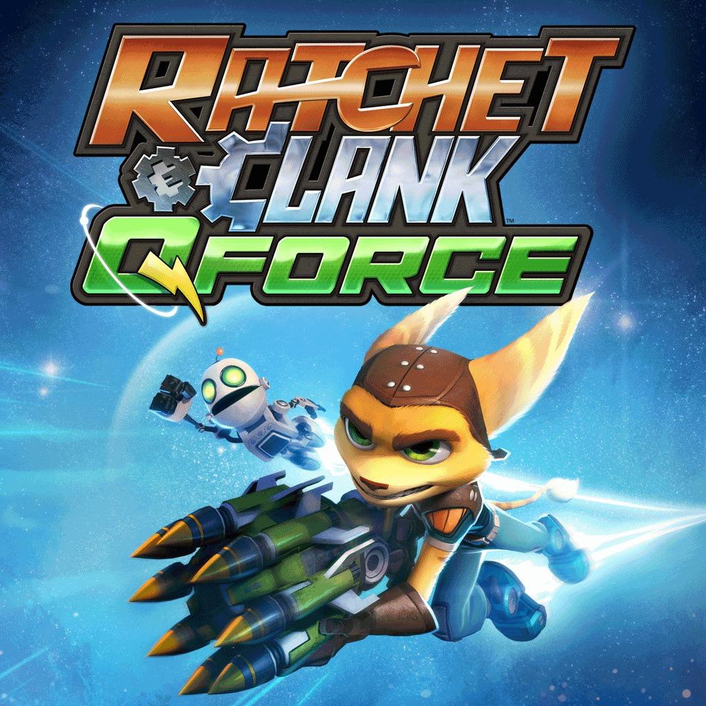 Ratchet & Clank™: QForce