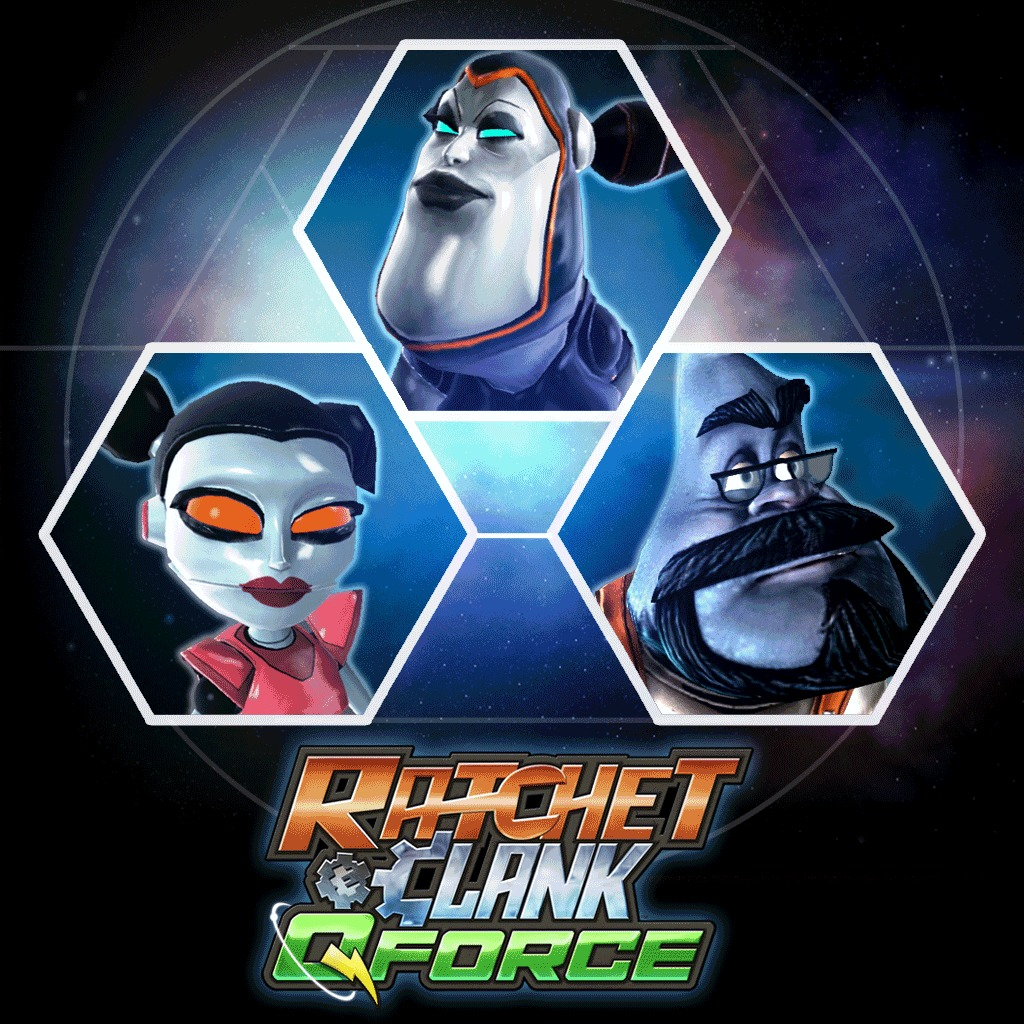 Ratchet & Clank™: QForce Classic Pack