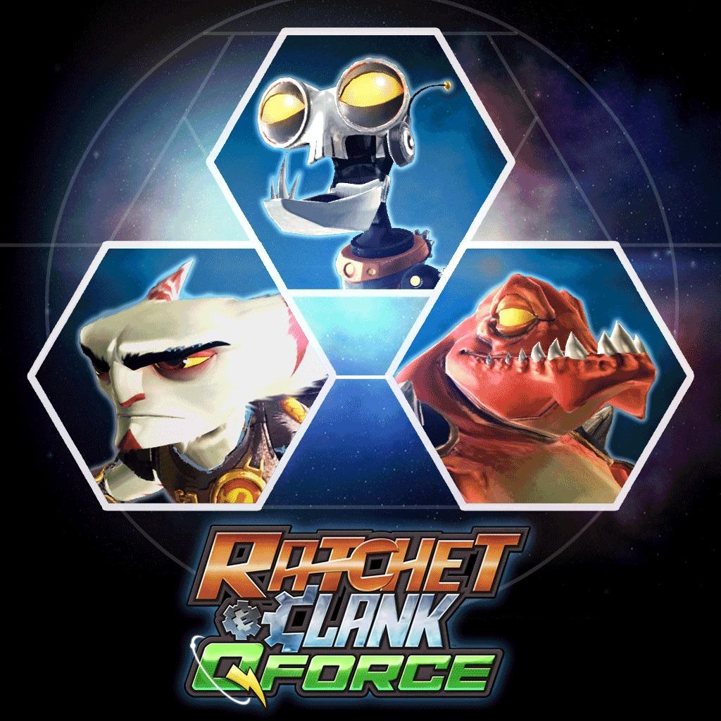 Ratchet & Clank™: QForce Future Pack