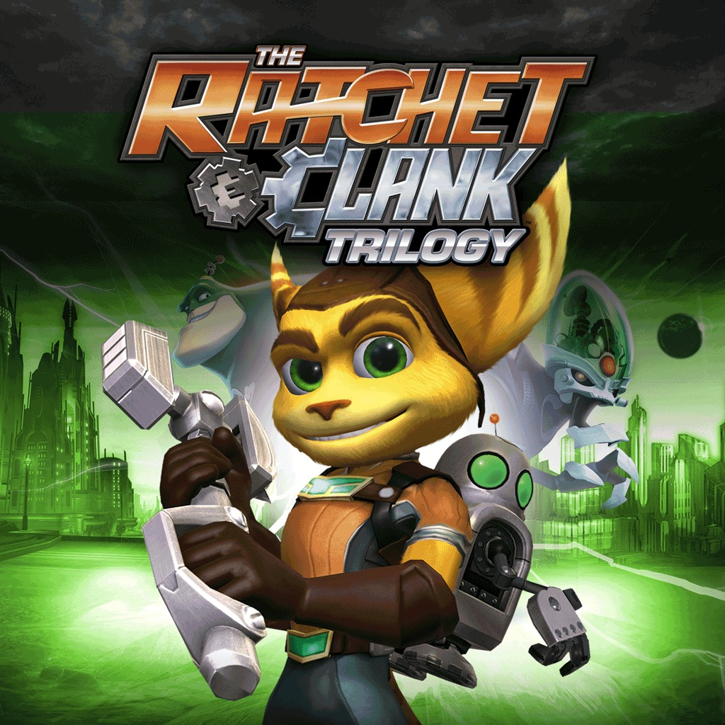 The Ratchet & Clank™ Trilogy