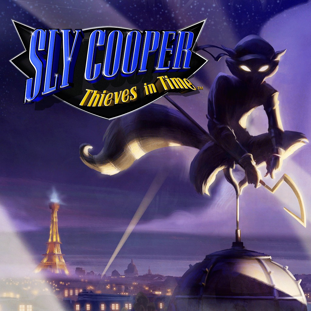 Sly Cooper: Thieves in Time™ Demo