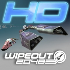 WipEout® 2048 – WipEout® HD Game Pack
