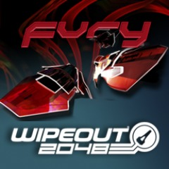 WipEout® 2048 – WipEout® HD Fury Game Pack