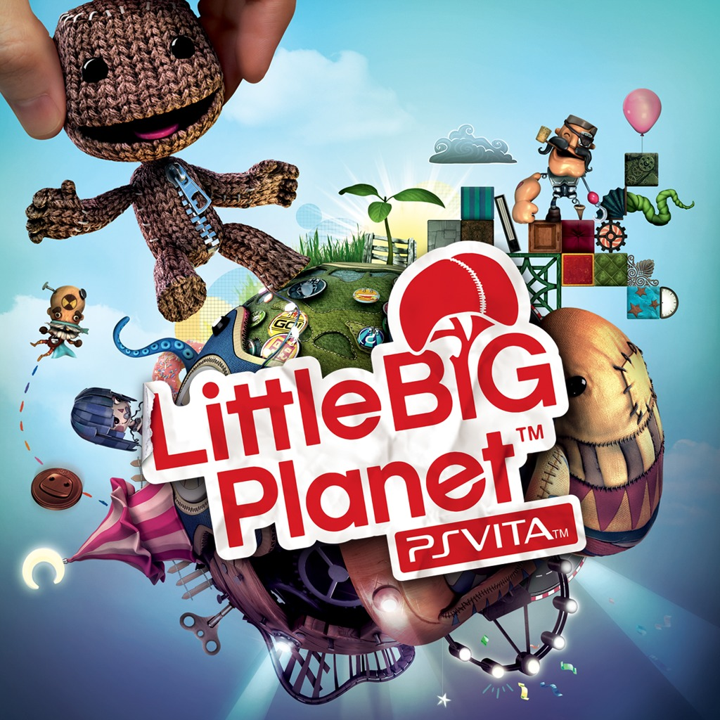 LittleBigPlanet™ PlayStation Vita