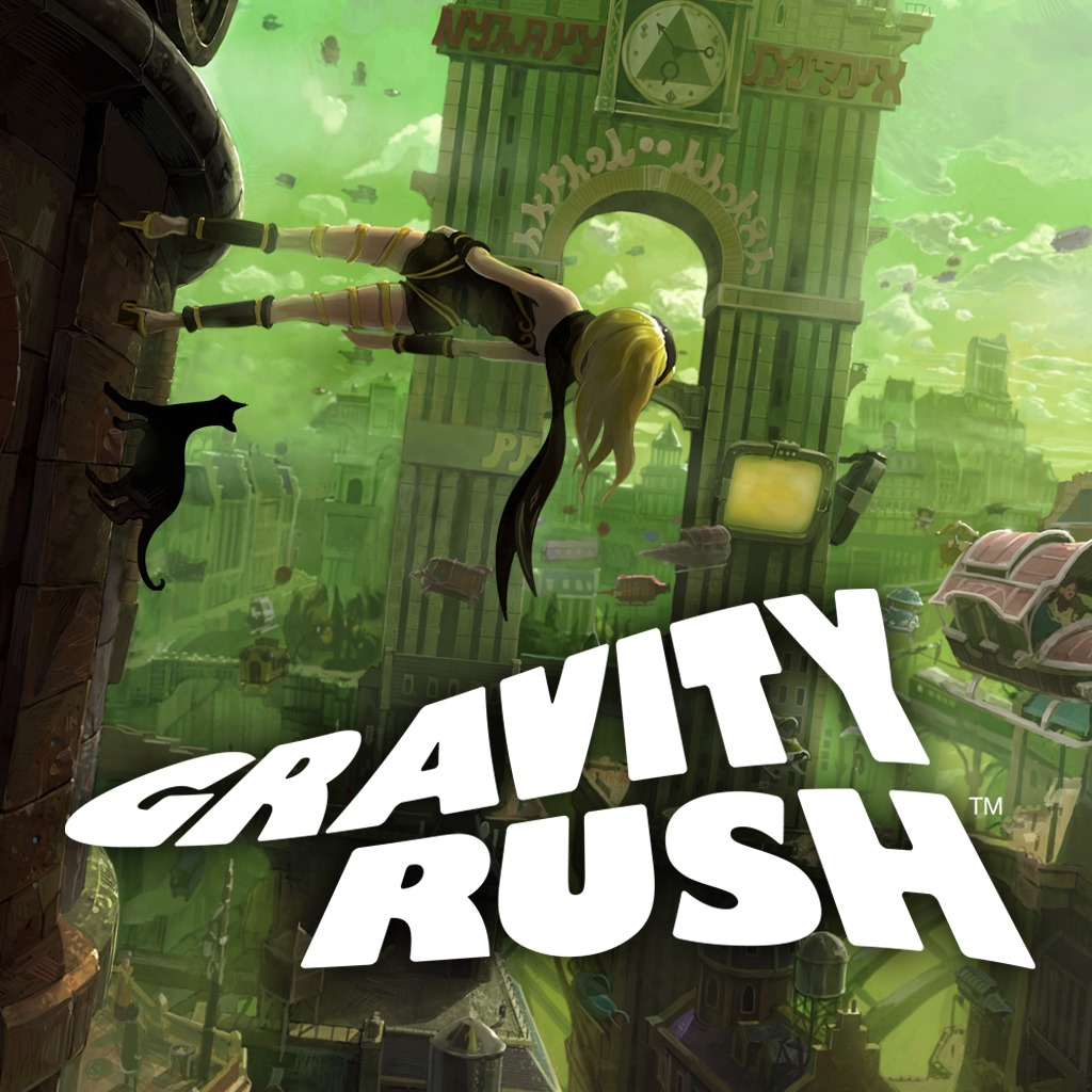 Gravity Rush™