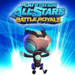 Ratchet & Clank's Zoni Minion