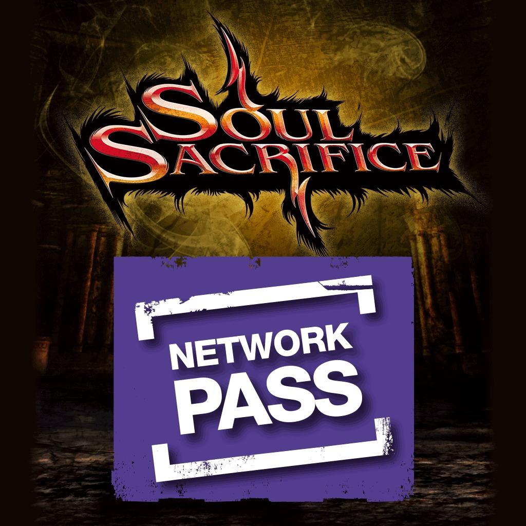 Soul Sacrifice™ Network Pass