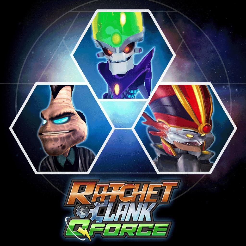 Ratchet & Clank™: QForce Villain Pack