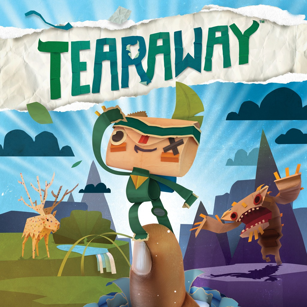 Tearaway™ The LittleBigPaper Pack