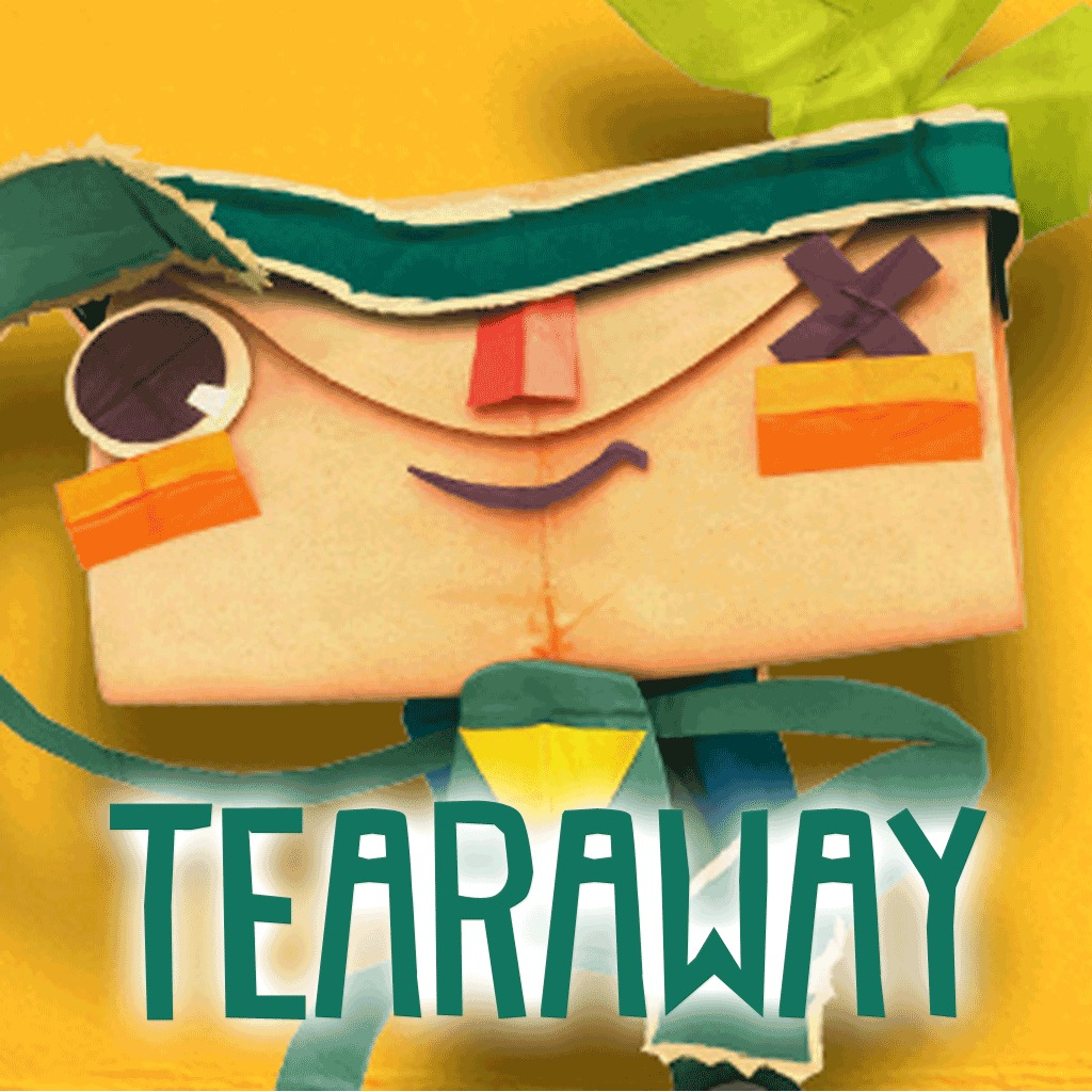 Tearaway Gameplay Trailer