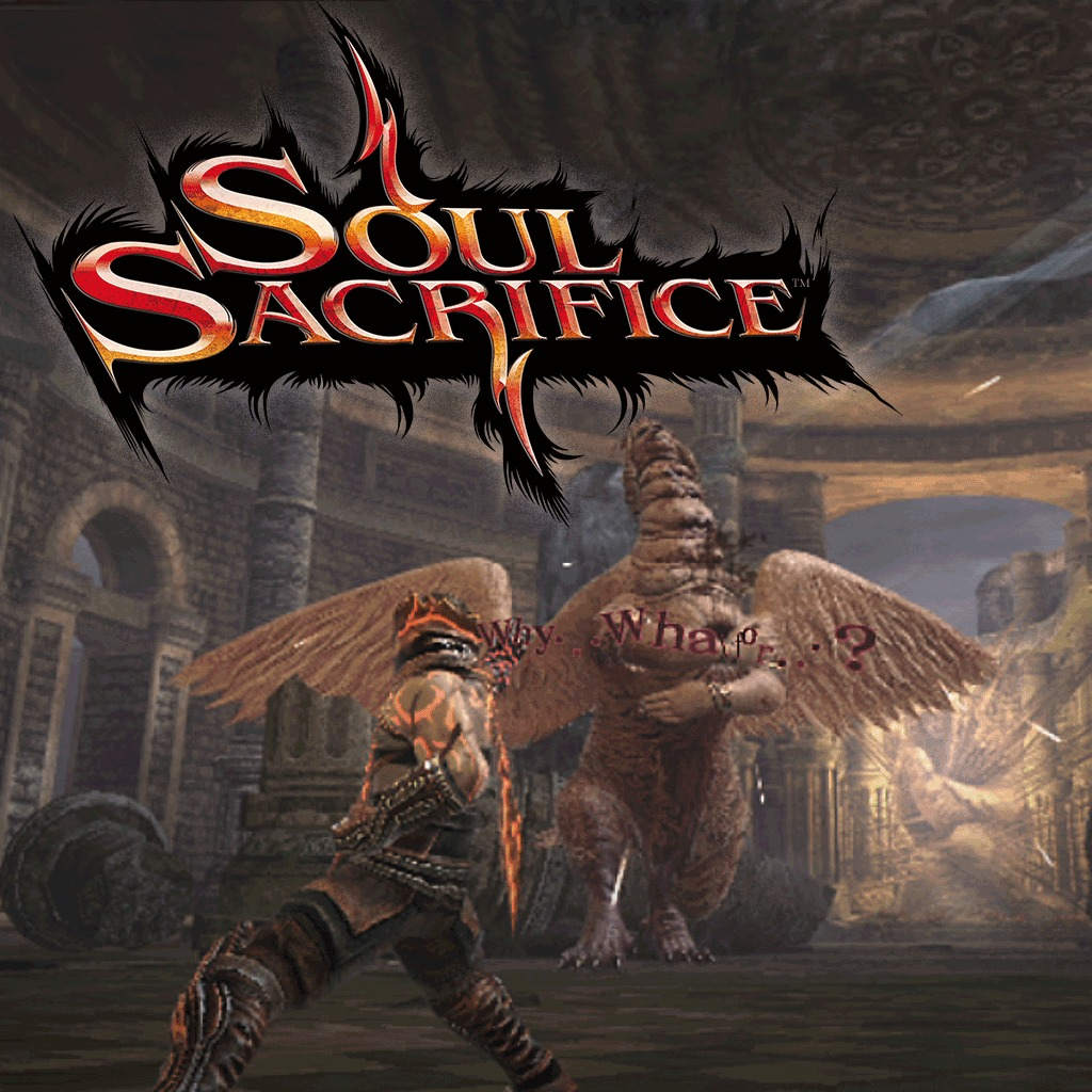 Soul Sacrifice™ Demo