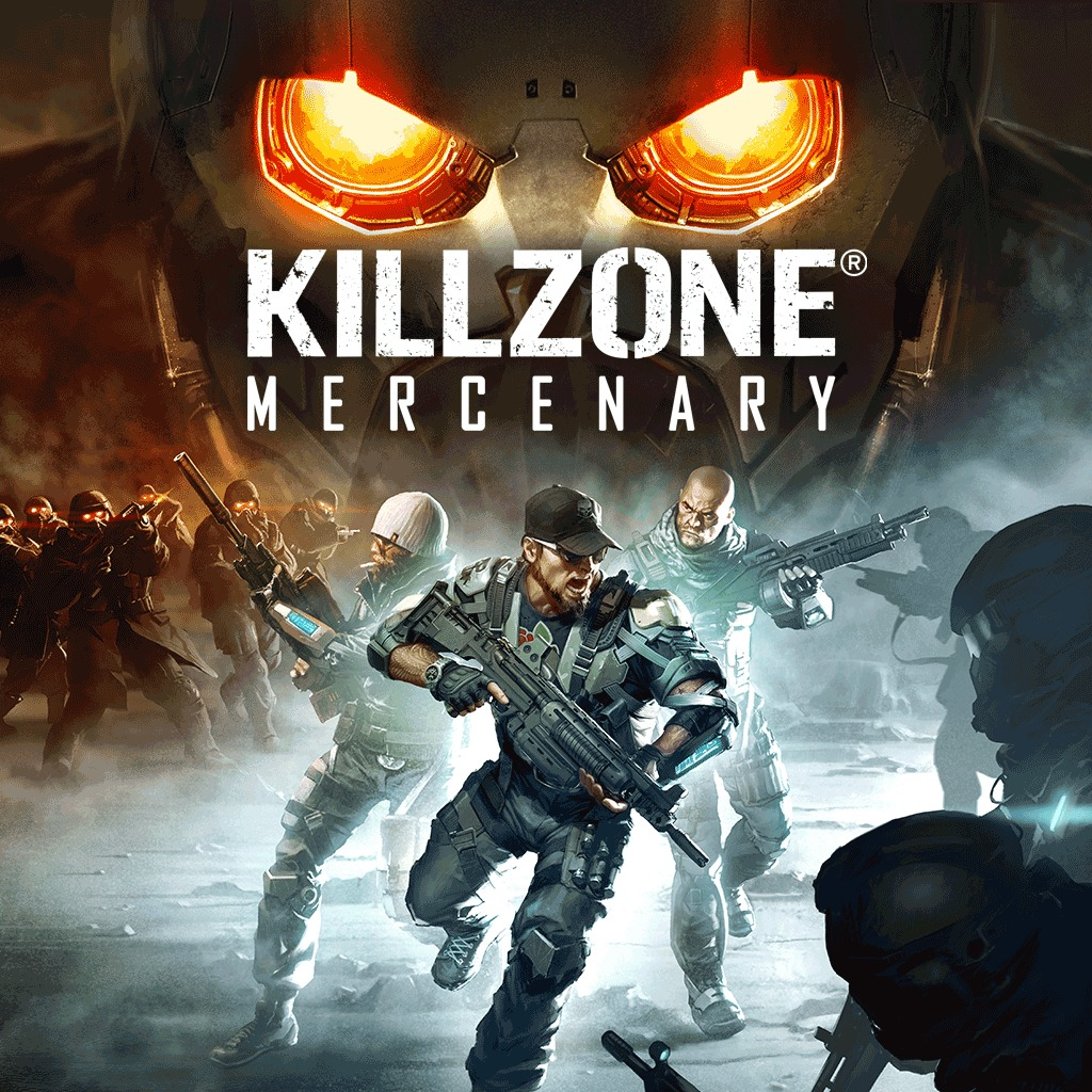 Killzone™ Mercenary Digital Art Book