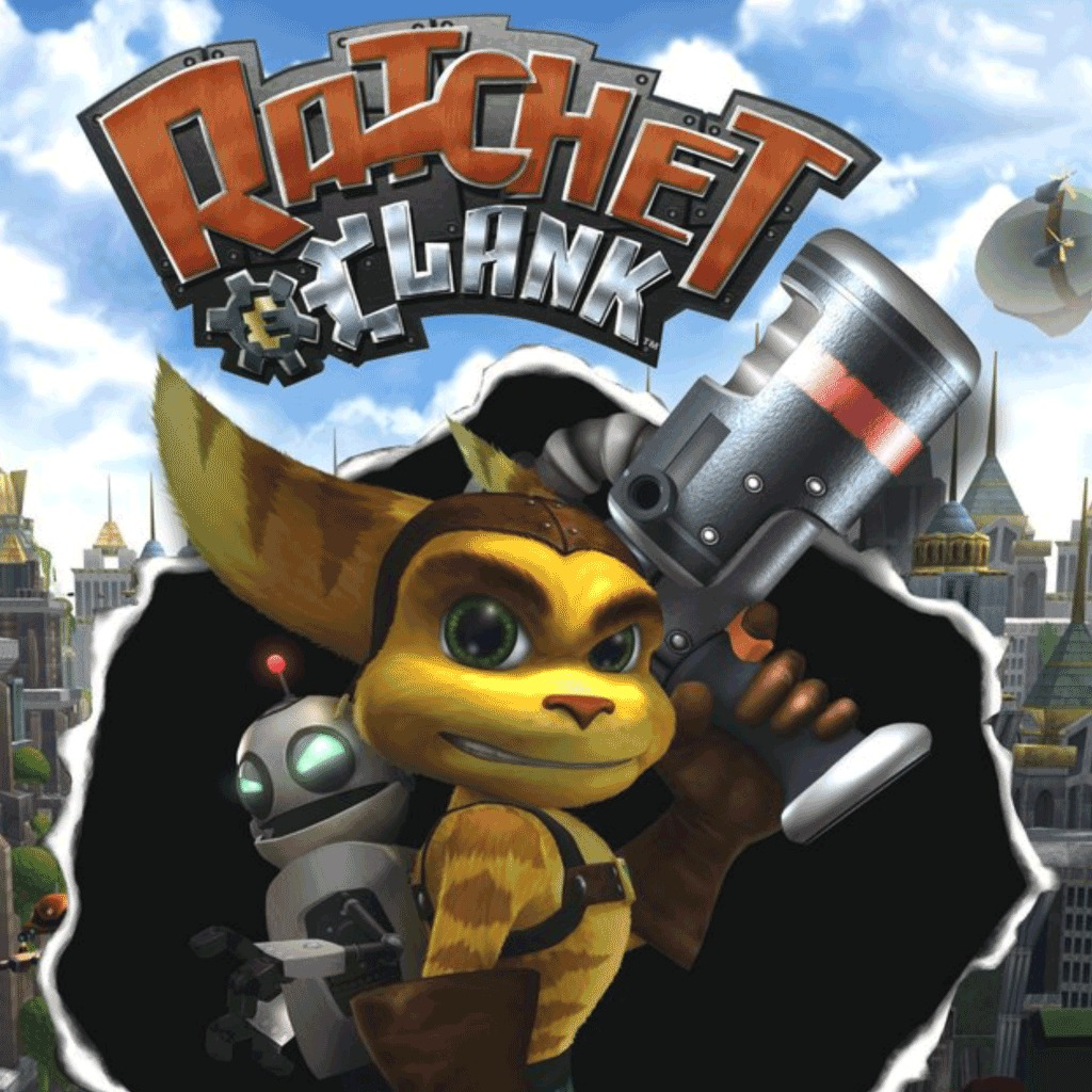 Ratchet & Clank™