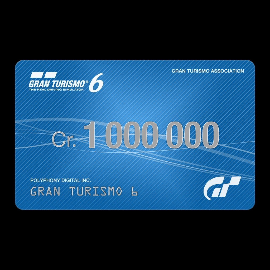 1 Million In-game Credits