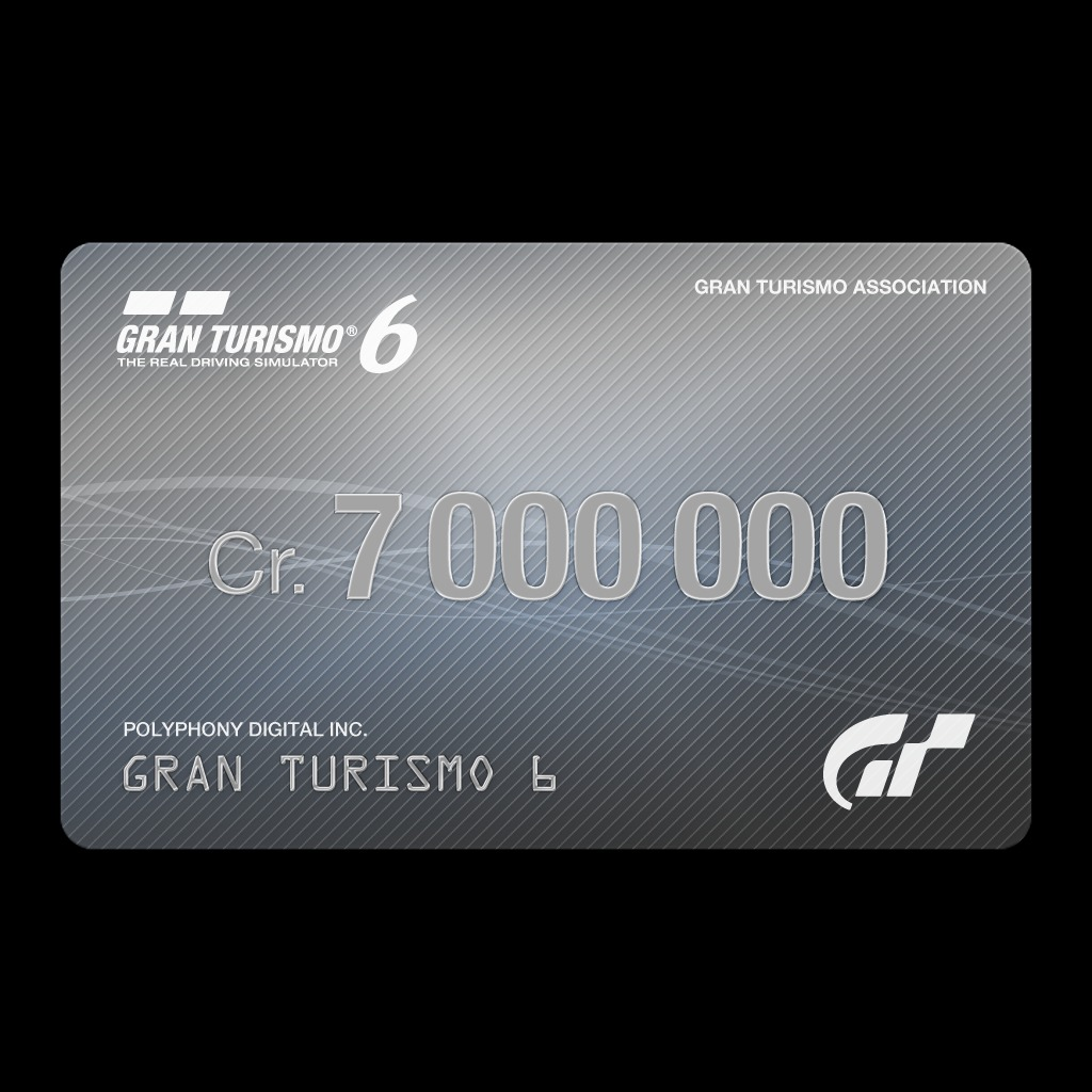 7 Million In-game Credits