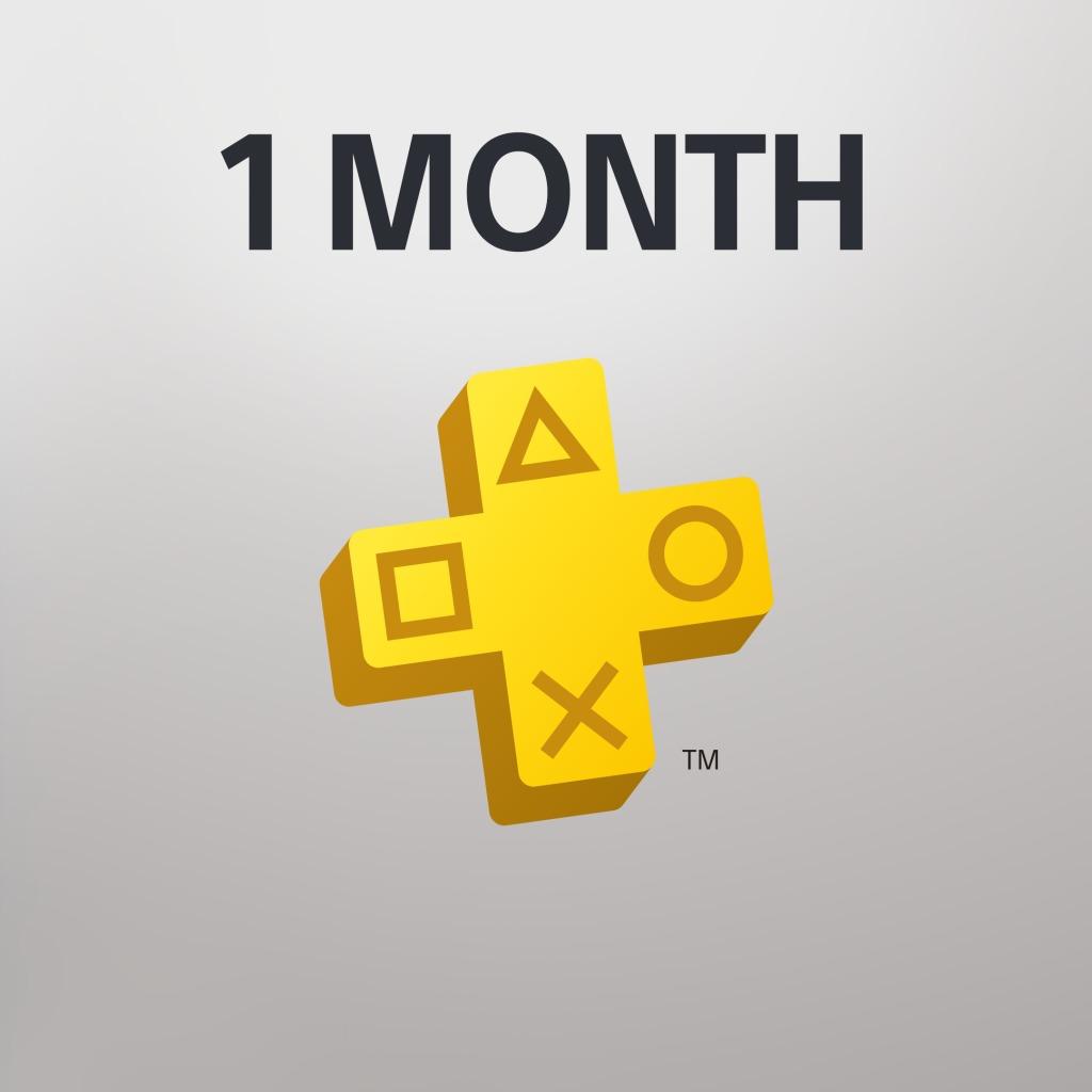 PlayStation®Plus: 1 Month Membership