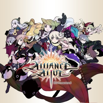 The Alliance Alive HD Remastered PS4