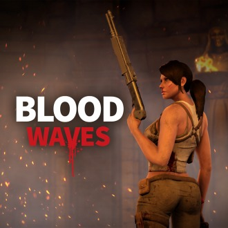 Blood Waves PS4