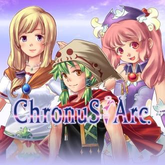 Chronus Arc PS Vita