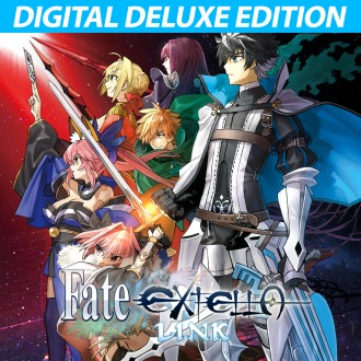 Fate/EXTELLA LINK Digital Deluxe Edition PS4