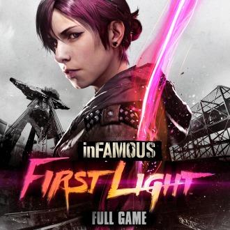 inFAMOUS™ First Light PS4