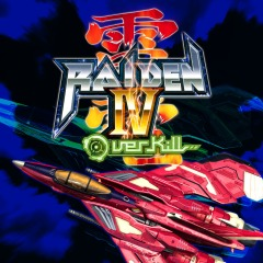 Raiden IV: Overkill Full Game