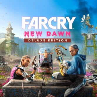 (Pre-Order) Far Cry New Dawn - Digital Deluxe Edition PS4