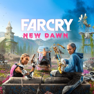 (Pre-Order) Far Cry New Dawn - Digital Standard Edition PS4