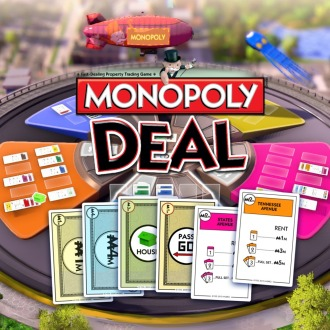 Monopoly Deal PS3