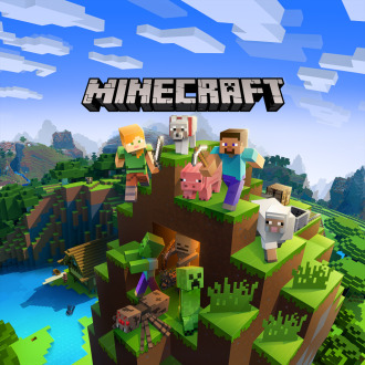 Minecraft: PlayStation®4 Edition full game PS4