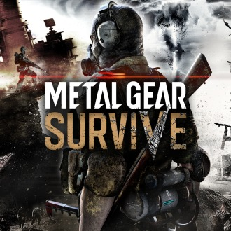METAL GEAR SURVIVE Pre-Order PS4