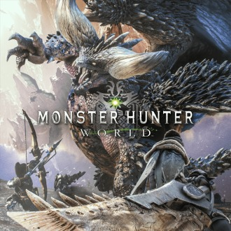 MONSTER HUNTER: WORLD™ Pre-Order PS4