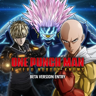 ONE PUNCH MAN: A HERO NOBODY KNOWS BETA VERSION PS4