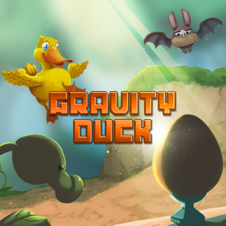 Gravity Duck PS4