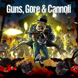 Guns, Gore and Cannoli with Theme PS4