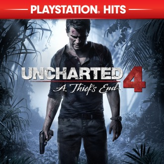 UNCHARTED 4: A Thief's End™ PS4