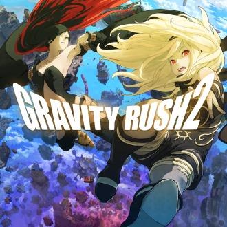 GRAVITY RUSH 2/重力異想世界完結篇(普通版)