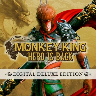 (Pre-Order)MONKEY KING: HERO IS BACK Digital Deluxe Edition PS4