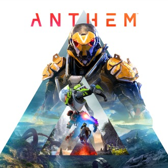 Anthem™ Standard Edition Pre-Order PS4