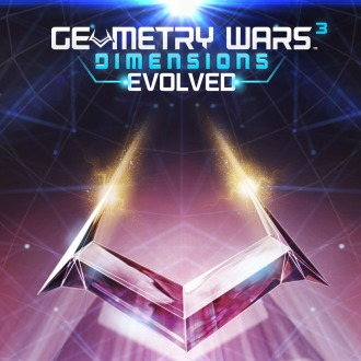 Geometry Wars™ 3: Dimensions Evolved Edition PS4